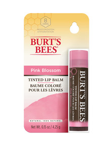 Burts Bees Tinted Lip Balm, Pink Blossom product photo