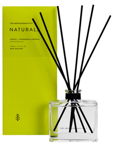 The Aromatherapy Co. Naturals Evergreen & Freesia Diffuser, 100ml product photo