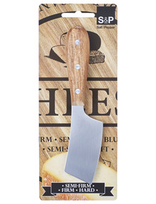 Salt&Pepper Fromage Cleaver, 20cm product photo