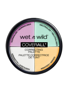 wet n wild CoverAll Correcting Palette Color Commentary product photo