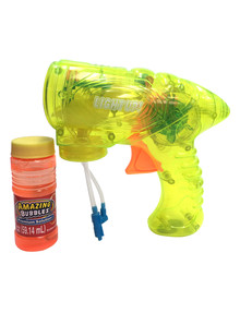 Placo Bubbles Light Up Bubble Blaster - Assorted product photo