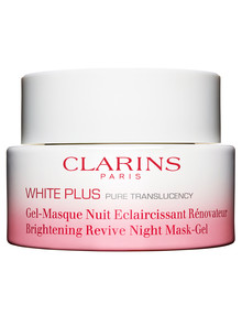 Clarins White Plus Brightening Revive Gel 50ml product photo