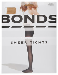 Bonds Sheer Tight 15D, Nude product photo