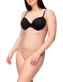 Nancy Ganz Body Architect Underbust Bodysuit, Nude product photo