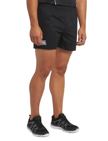 Canterbury Rugged Short, Black product photo