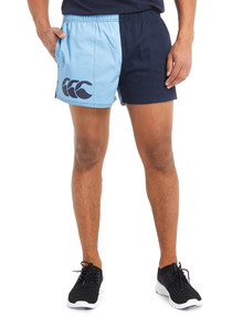 Canterbury Twill Harlequin Short, Light Blue product photo