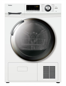 Haier 8kg Condenser Dryer, White, HDC80E1 product photo