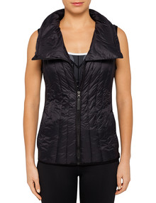 Calvin Klein Down-Filled Vest, Black product photo