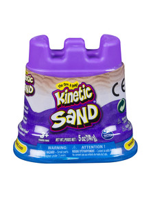 Kinetic Sand 140G Single Container - Assorted product photo