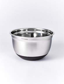 Stevens Stainless Steel Mixing Bowl, 4.7L product photo
