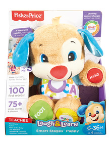Fisher Price Laugh & Learn Smart Stages Puppy product photo