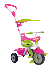 Smart Trike Zip Pink & Green product photo