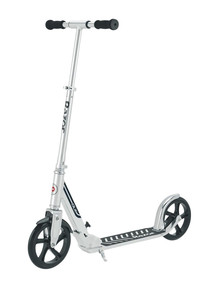 Razor A5 Dlx Scooter - Silver product photo