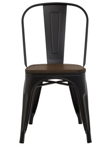 Luca Ari Dining Chair, Black product photo