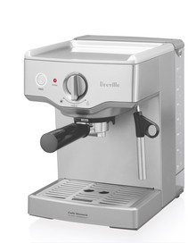 Breville The Compact Cafe, BES250BSS product photo