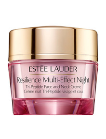 Estee Lauder Resilience Lift Night Face & Neck Creme, 50ml product photo