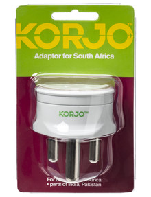 Korjo Adaptor South Africa product photo