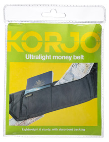 Korjo Ultralight Money Belt product photo