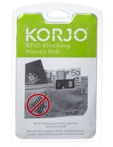 Korjo RFID Money Belt product photo
