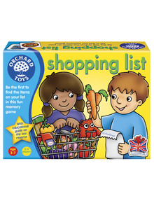 Orchard Toys Shopping List Game product photo