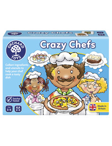 Orchard Toys Crazy Chefs product photo