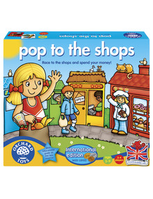 Orchard Toys Pop To The Shops Game product photo