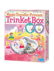4M Princess Trinket Box product photo