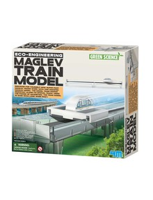 4M Maglev Train Model product photo