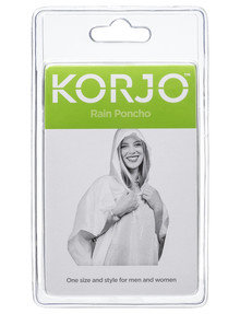 Korjo Raincoat product photo