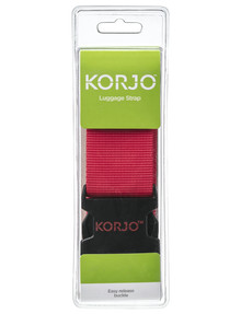 Korjo Luggage Strap, Assorted product photo