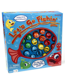 Games Lets Go Fishing product photo