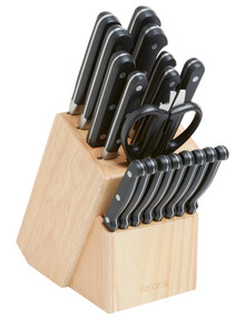 Baccarat Sabre 20-Piece Knife Block product photo