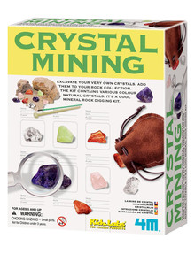 4M 4M Science Crystal Mining Kit product photo