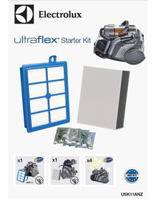 Electrolux UltraFlex Starter Kit, USK11ANZ product photo