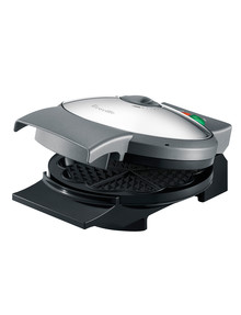 Breville Crisp Control Waffle Maker, BWM250BSS product photo