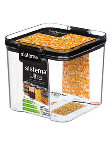 Sistema Tritan Square Storage Container, 700ml product photo