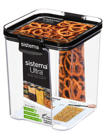 Sistema Tritan Square Storage Container, 920ml product photo