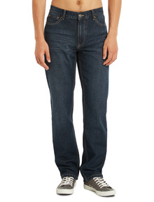 Chisel Tinted Straight Leg Jean, Regular 82cm Leg Length product photo