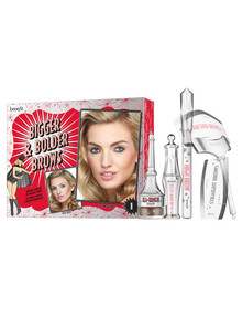 benefit bigger & bolder brows kit product photo