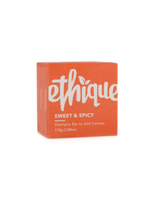 Ethique Sweet & Spicy Shampoo, 110g product photo