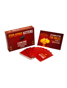 Games Exploding Kittens product photo