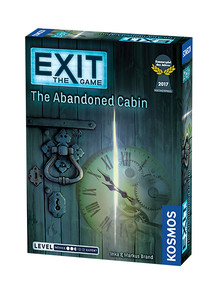 Games Exit The Abandoned Cabin product photo
