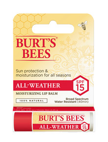Burts Bees All Weather Lip Balm product photo