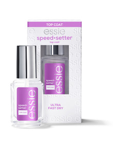essie Top Coat Speed Setter product photo