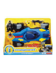 Fisher Price Imaginext Batmobile product photo