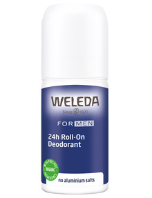 Weleda Men 24hr Roll-On Deodorant, 50ml product photo