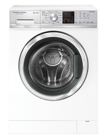 Fisher & Paykel 8.5kg Washing Machine & Dryer Combo, White, WD8560F1 product photo