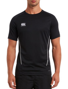 Canterbury Team Dry T-Shirt, Black product photo