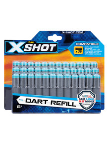 X Shot Excel 36 Pack Darts Refill product photo