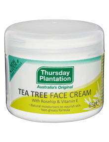 Thursday Plantation Tea Tree Face Cream, 65g product photo